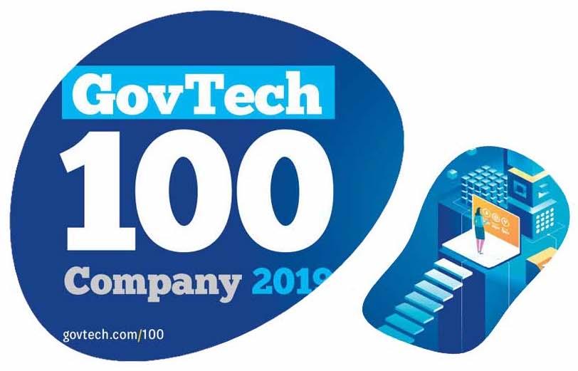 GovTech 100 company 2019 logo